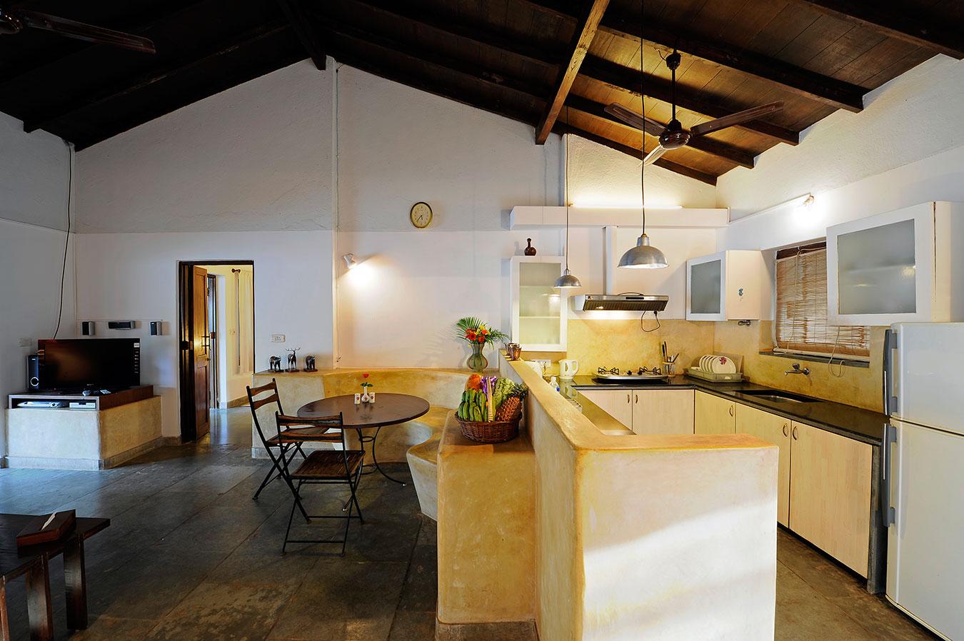 Casinhas - Capricorn Kitchen