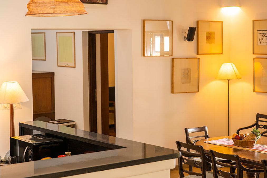 Villa Venus Dinning Area