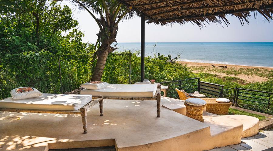 Main Villa Beach Sit Out