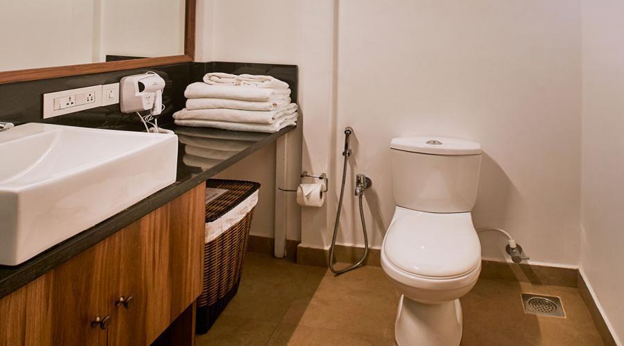 Virgo - Washroom