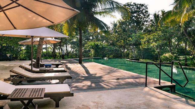 Main Villa Pool