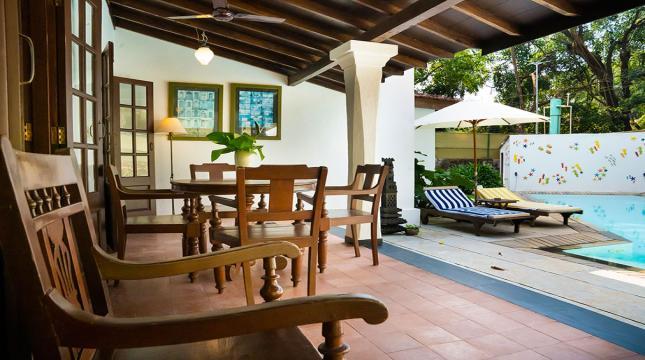 Villa Venus Veranda